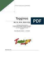 Togginos (Pizza - Proyecto Final)
