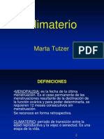 Clase Menopausia 2013