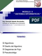 Modulo II Sistemas de Informaticos