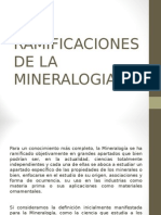 Tema1.1_Ramificaciones de La Mineralogía