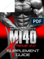 MI40-X - Supplement Guide