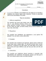 Guía tipos de conectores 7mos