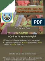 Microbiologia Primera Clase