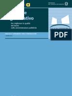 Manuale Benessere Organizzativo