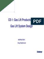 1 - Gas Lift