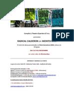 Dossier - Radical Calderón