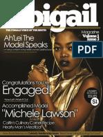 Abigal Magazine Volume 1 Issue 3