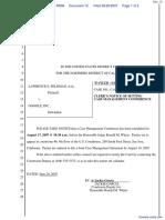 Feldman v. Google, Inc. - Document No. 12