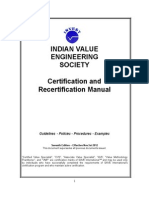 Invest Certification Manual