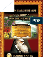 Warum Darwinismus Und Quran Unvereinbar Sind
