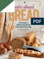 Make Ahead Bread