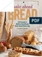 Make Ahead Bread