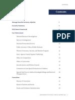 2012 DOJ Annual Report