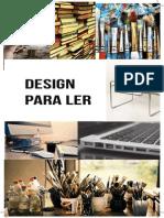 Livro Design Para Ler - Guilherme Serpa
