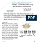 Hierarchical Vertebral Body Segmentation Using Graph Cuts and Statistical Shape Modelling