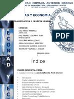 Ciudad y Economia