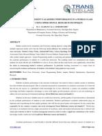 6. Mathematics - Ijmcar - Optimization of Student's Academic - m c Agarana
