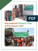 Reliance Foundation celebrates International Women's Day 2015