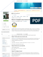 Build Linux Kernel - Sdytlm的专栏 - 博客频道 - CSDN