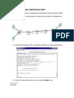 Configuracion Del Protocolo Ospf