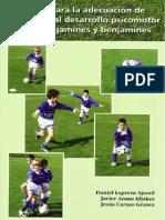 ENTRENAMIENTO BENJAMINES Y PREBENJAMINES_ EL DESARROLLO PSICOMOTOR.pdf
