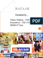 Big Bazaar Working