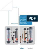 Product Range - Variable Area Flow Meters Type 335-350 (1)