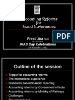 Accounting Reform