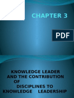 Knowledge Leader
