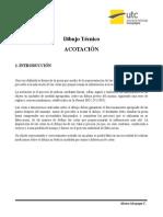 Manual de Acotaciones