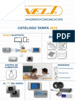 201504 Ineli Catálogo Tarifa 2015