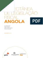 Colectanea de Legislacao Fiscal de Angola