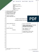 Apple Computer Inc. v. Burst.com, Inc. - Document No. 124