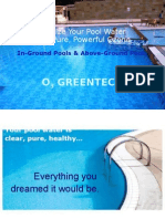 Swimming Pool Ozone System