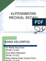 Tugas Keperawatan Medikal Bedah
