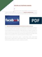 Descargar Facebook Para Los Teléfonos Android