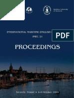 International Maritime English Conference 21