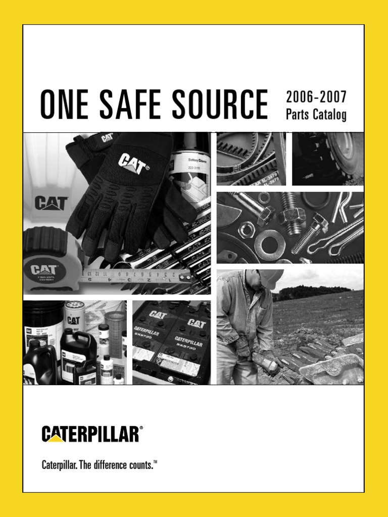 One Safe Source CAT   Loader (Equipment)   Battery (Electricity)