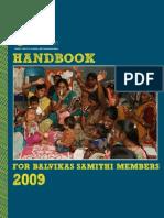 Bal Vikas Samithi Trainer Handbook
