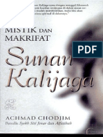 Mistik Dan Makrifat Sunan Kalijaga Oleh Achmad Chodjim
