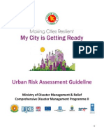 Policy - Urban Risk Assessment (URA) Guideline