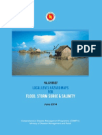 Policy Brief - Local Level Hazard Maps for Flood, Storm Surge and Salinity - 2014