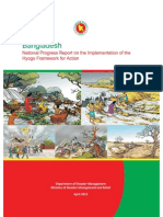 Bangladesh National Progress Report on the Implementation of the HFA-2013