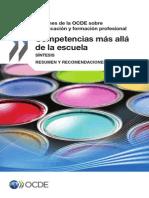 Informe OCDE Competencias Mas Alla de La Escuela