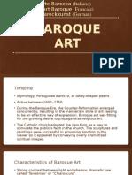 Arte Barocca (Italiano)