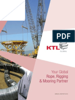 KTL Global Limited Annual Report 2014