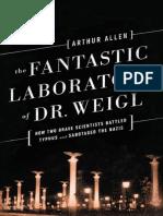 Arthur Allen - The Fantastic Laboratory of Dr.weigl