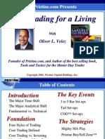 Oliver Velez - Core Trading for a Living