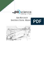 Air Rocket in St