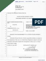 Exact-Science Productions, LLC v. Femme Knits Inc. et al - Document No. 4